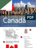 Canadá. Presentación