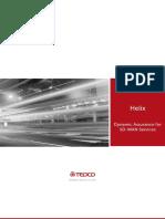 Helix Service Assurance SDWAN Brochure