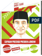 Prestasi Pak Jokowi
