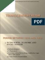 1 - TRANSCENDENTALISM.ppt