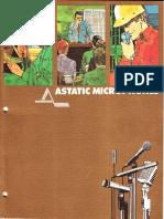 Astatic Catalog 197