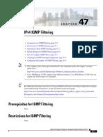 Ipv4 Igmp Filtering