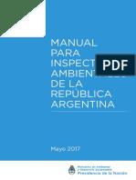 Manual Para Inspectores Ambientales de La República Argentina