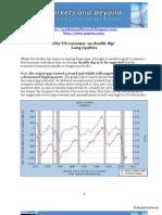 The US Economy - No Double Dip