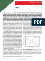 Graphene Transistor Review