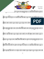 Candomblé - Flauta 1
