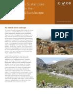 Eco Tourism Study