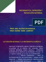 Diapositivas Nformatica Notarial Marcelo Etienne 2017