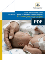 Download the Neonatal Perinatal Advanced Training Handbook (2014)