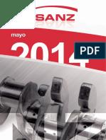 Catalogo Sanz Mayo 2014