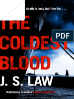 The Coldest Blood (First Chapter)