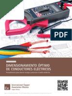 ICA PROCOBRE Dimensionamiento Optimo de Conductores Electricos