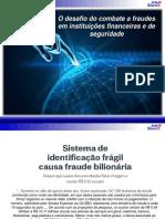 Combate a Fraudes Financeiras e de Benefícios