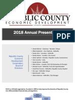 RCED 2018 Annual Presentation
