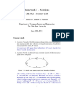 Cse3521 Hw1 Solutions