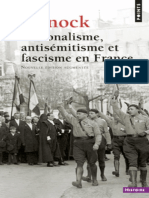 Nationalisme, Antisemitisme et - Michel Winock.pdf