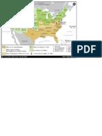 carte guerre de sécession