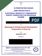 GPR Sample Report & Methodology