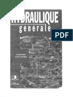 Hydraulique Générale - Lencastre