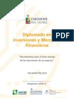 Inversiones y Mercados Financieros