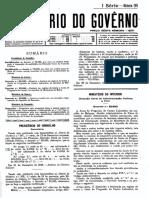Dissolução Da Junta Castro Laboreiro