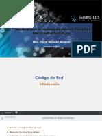 PRESENTACION CODIGO DE RED