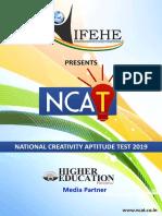NCAT Brochure 2019