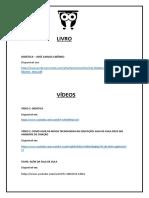 Livro Vídeos Complementar 4