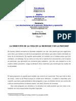 Andrea Perdoni - Las Alucinaciones en La Psicosis (Clase 7)