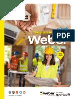E-Book Planejando Sua Obra - Weber, Produtos Quartzolit_v1.0