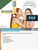 154 Reported Speech