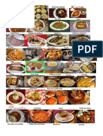 comidas típicas