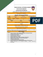 Derecho Internacional Publico-DeD