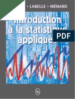 Documentpdf Loi De Probabilité Histogramme