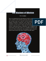 The Illusions of Atheism - Jawzi Lardjane
