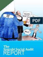 The Nairobi Social Audit Report Bit
