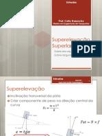 Aula 05 - Superelevação.pdf