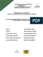 Informe 2009 Montes de Maria