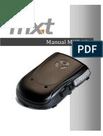 manual mxt