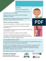 Measles Basic Info Spanish