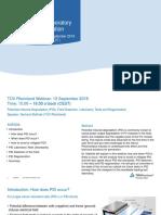 TÜV Rheinland Webinar Potential-Induced Degradation (PID)