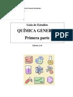 Guia de Estudios Qca Gral 1er P 2sem 2018 Vf