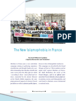 The New Islamophobia in France - Jawzi Lardjane