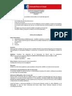 1. Producto I - Investigacion y Exposicion