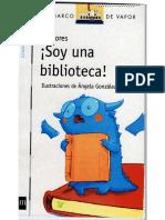 Soy Una BibliotECA