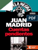 Cuentas Pendientes - Juan Madrid