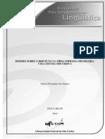 Dizeres Sobre Corrupção Na Mídia Impressa Brasileira Uma Leitura Discursiva