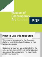 Creative Guide to Contemporary Art