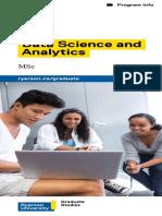 Ryerson YSGS Data Science Web
