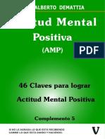 AMP - Actitud Mental Positiva-LibrosVirtual